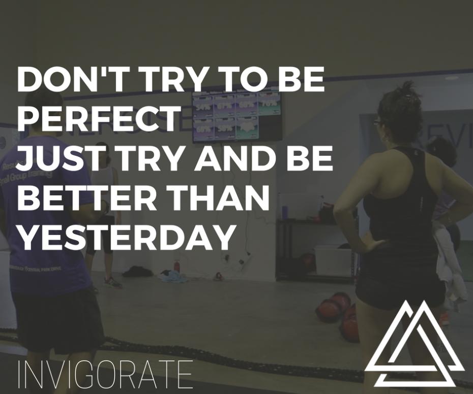 Invigorate Gym