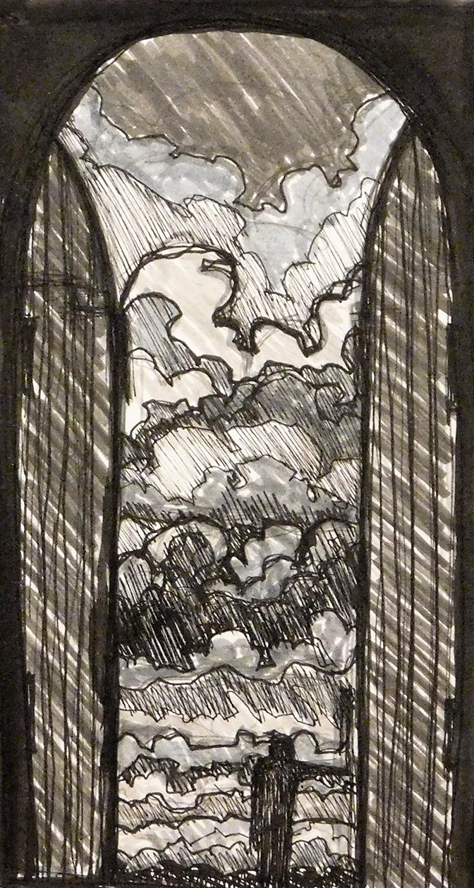 Cast Out (sketch)
