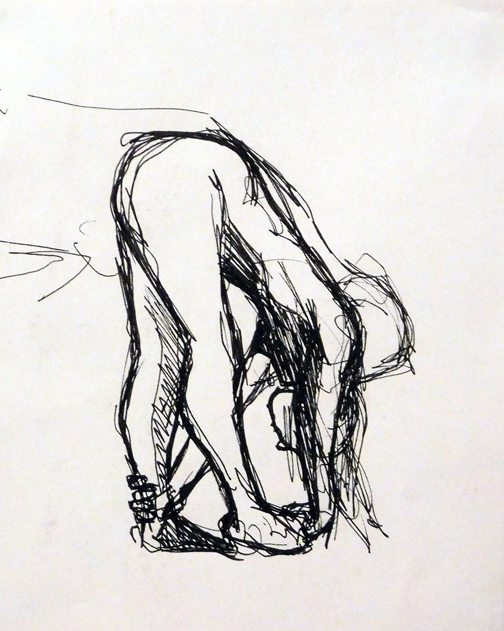 Sketch for Her Movements Not Your Desires