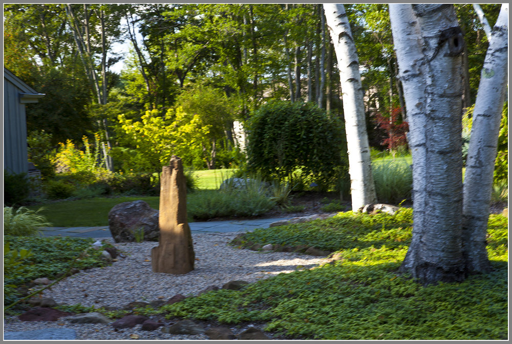 Zen Garden by Artistic Outdoors
