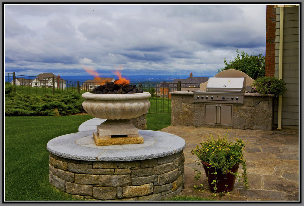 Fire bowl by Artistic Outdoors