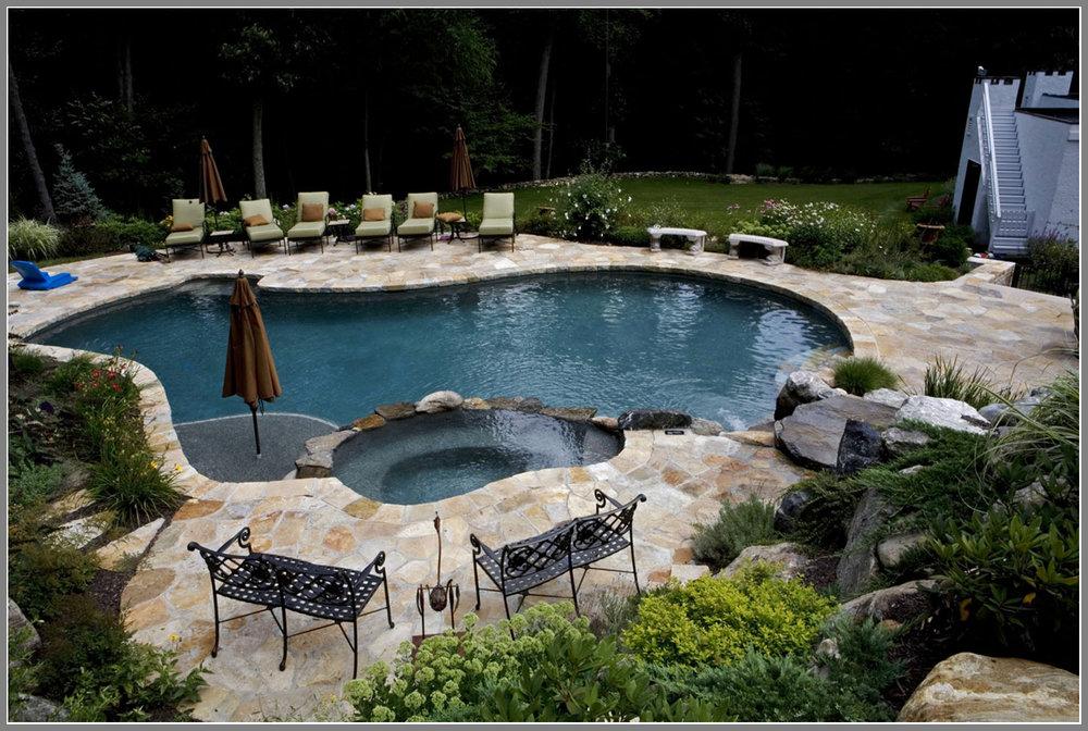 The best pool design