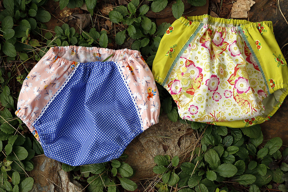 darling Diaper Covers — Stitched in Color