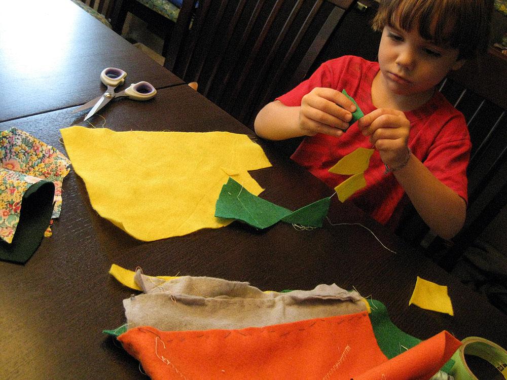 Liam, age 5