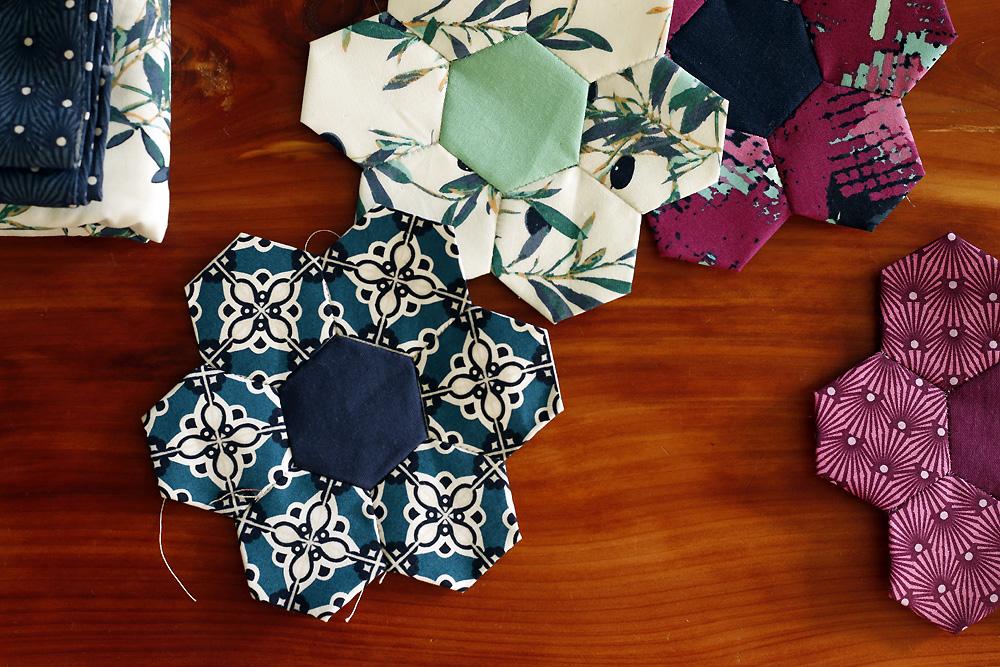 Mediterraneo fabric flowers.jpg