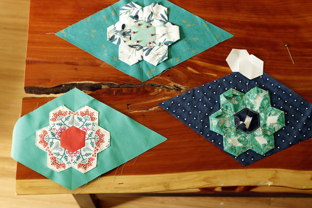applique hexagon flowers.jpg