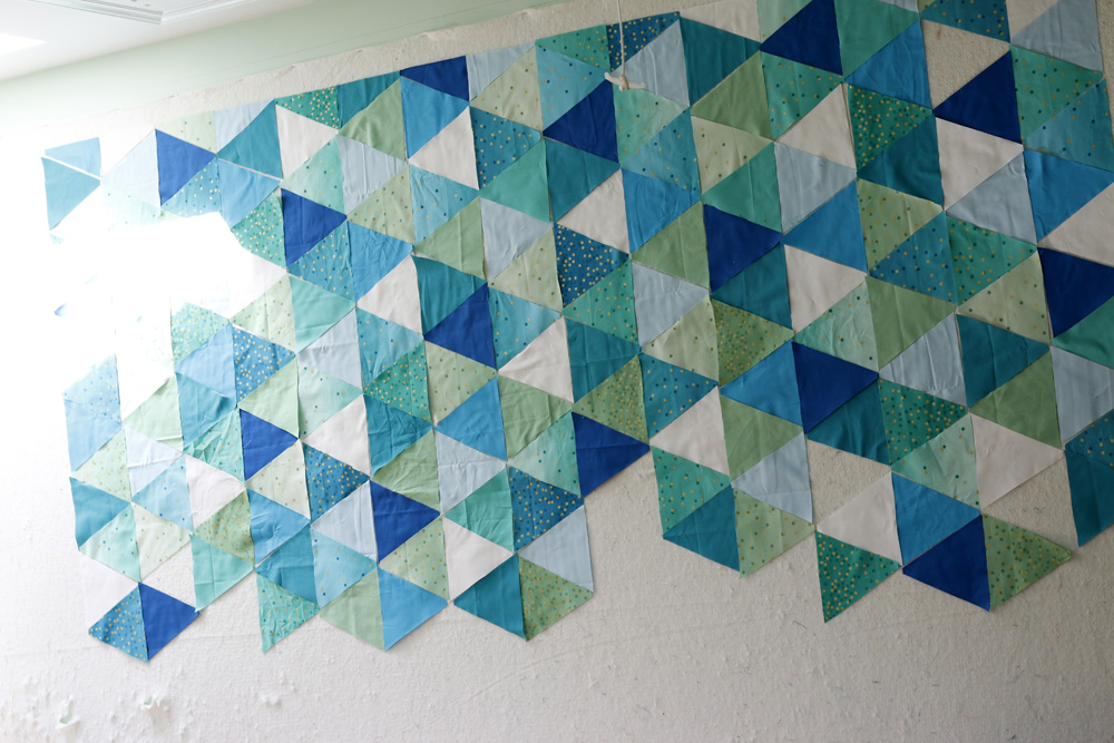 Using a Design Wall. StitchedinColor.jpg