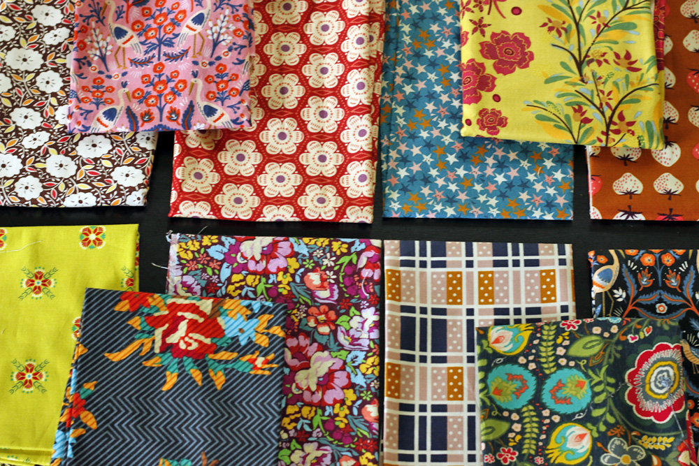 Random Multicolor Fabrics. Stitched in Color.jpg