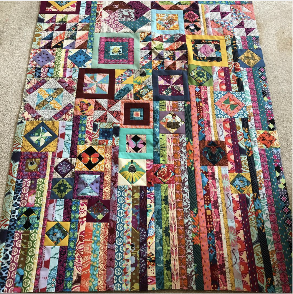 by Fargo Quilter
