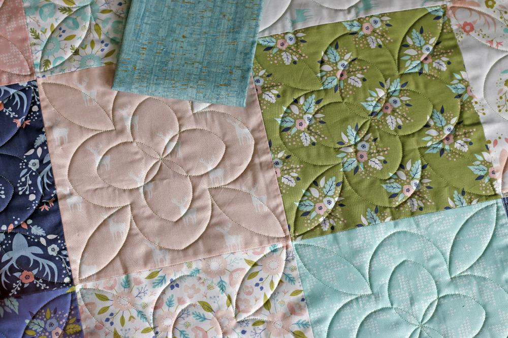 Cork fabric binding. Stitched in Color.jpg