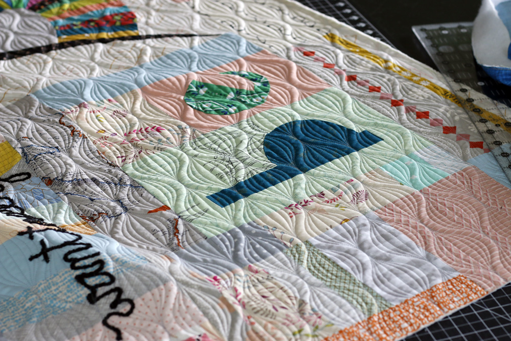 Squaring Improv Quilt. Stitched in Color.jpg