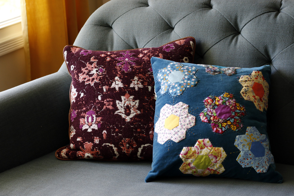Velvet Flower pillow. Stitched in Color.jpg