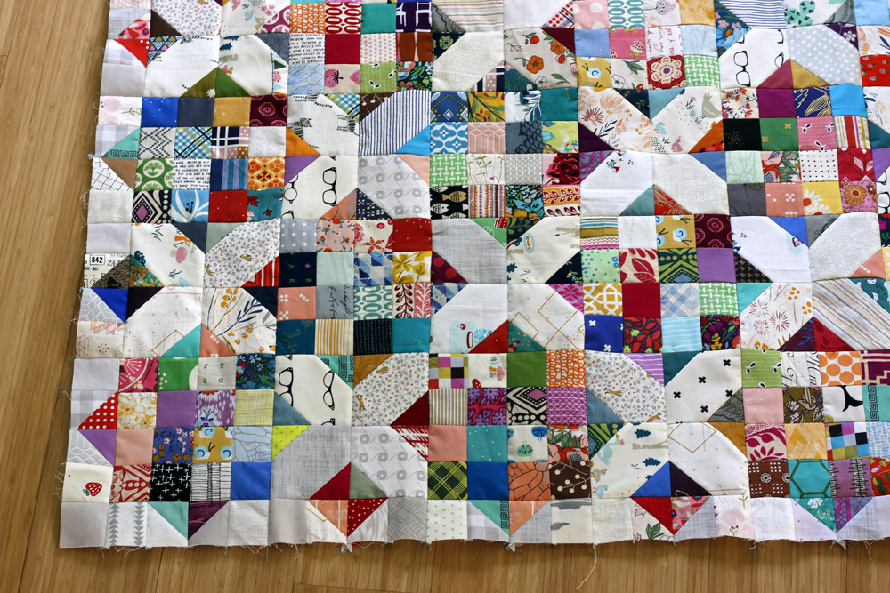 Scrappy Patchwork. Stitched in Color.jpg
