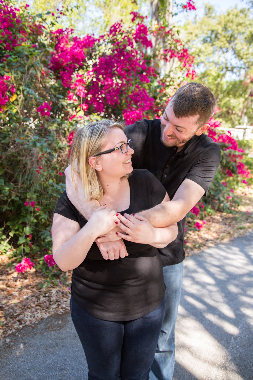 lakelilypond_altamonte_florida_park_couple_engagement_love