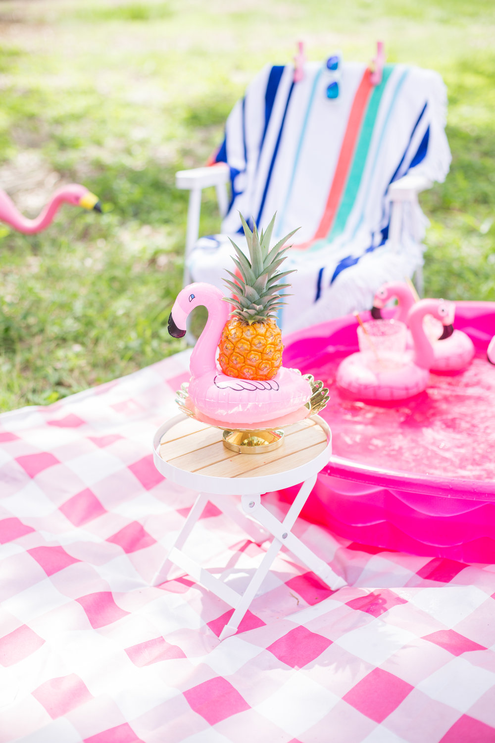 Philippe Park | Clearwater, Florida | Flamingo | Cake Smash | Family Session | Birthday | Picnic | Jess Anne Photography