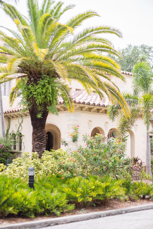 Powel Crosley Estate | Wedding | Pink Wedding | Venue| Sarasota, Florida | Jess Anne Photography