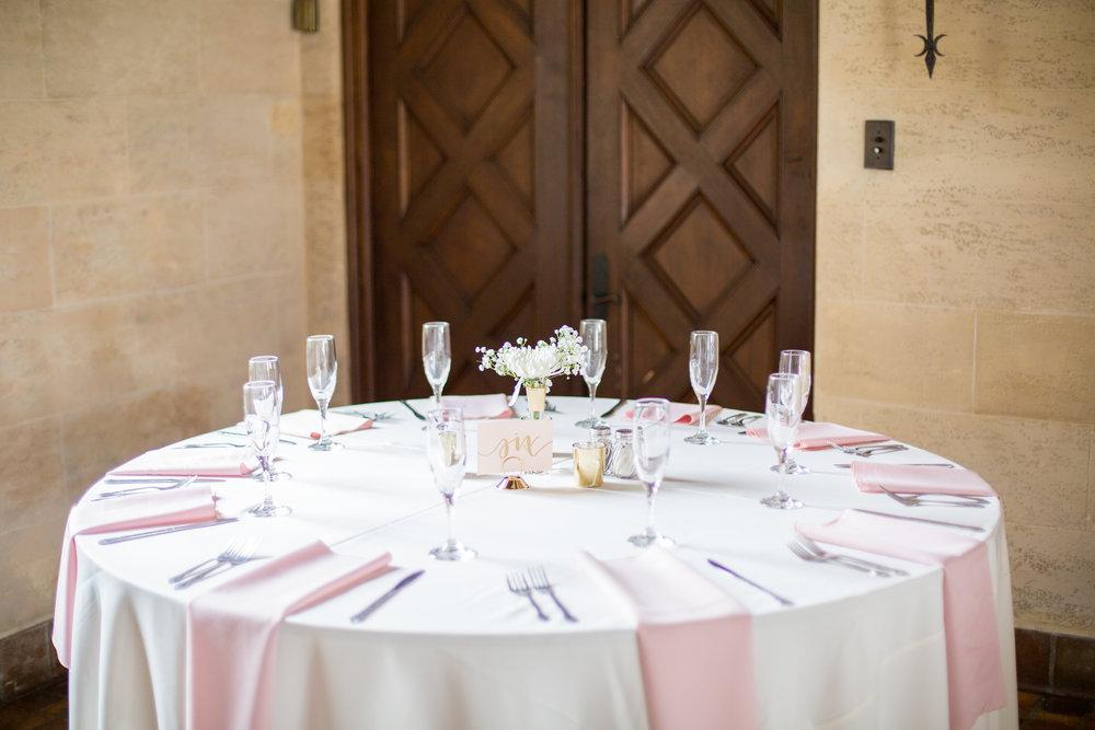 Powel Crosley Estate | Reception Inspiration | Wedding | Pink and Gold Wedding | Sarasota Wedding's | Jess Anne Photography