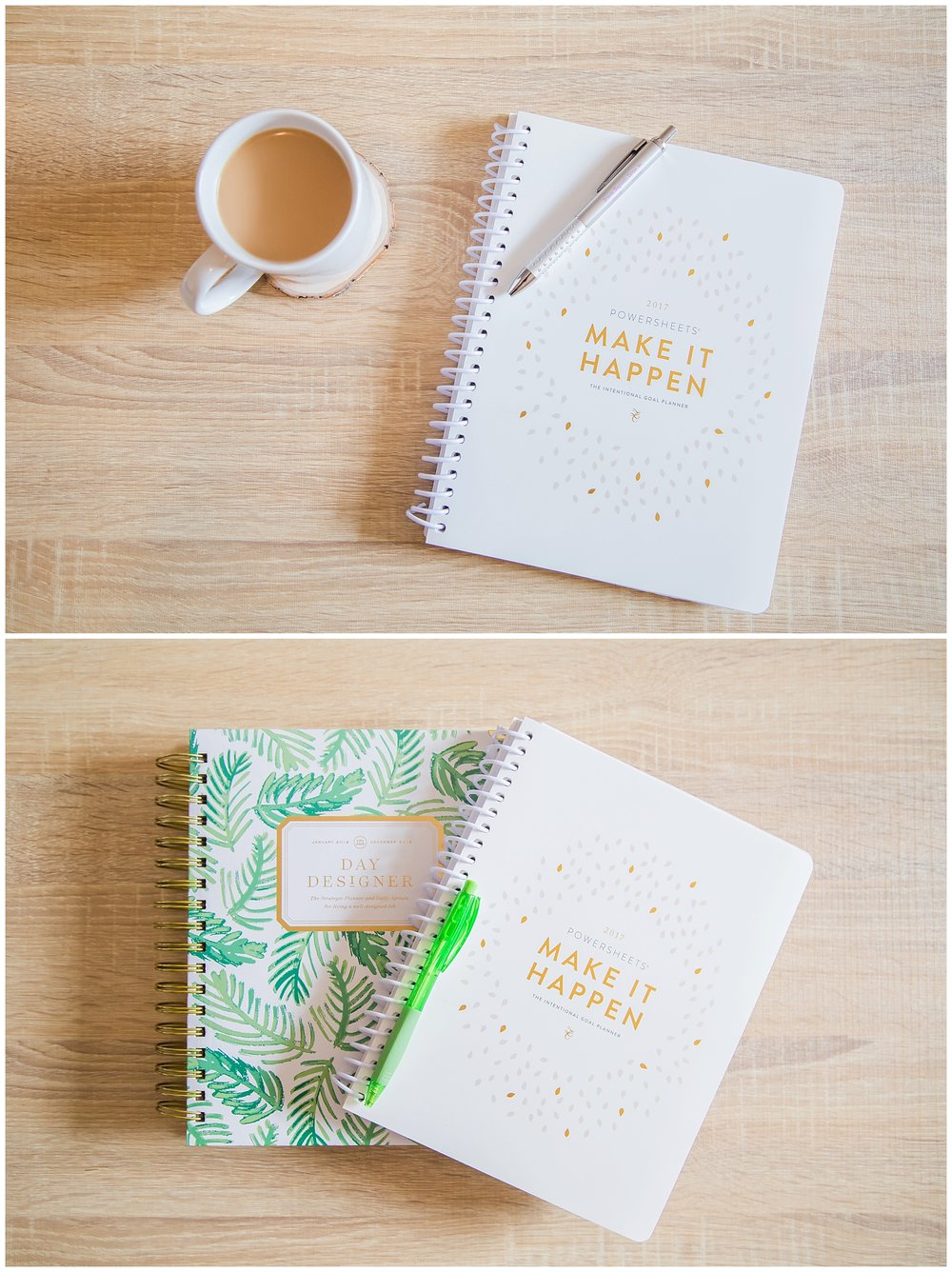 Love working on these powersheets, and this years planner is the best!