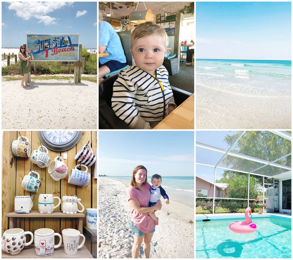 Vacation time with my sister's family!! This is just a few snippets of our vacation! I may have to do a whole blog post with all the pictures I captured. I loved getting to spend time with my sister, her husband, and my sweet baby nephew!!