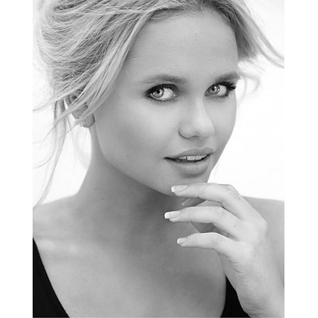 @allisimpson #makeup and #hair @glambynatalie #photo @shannonlaurine #allisimpson