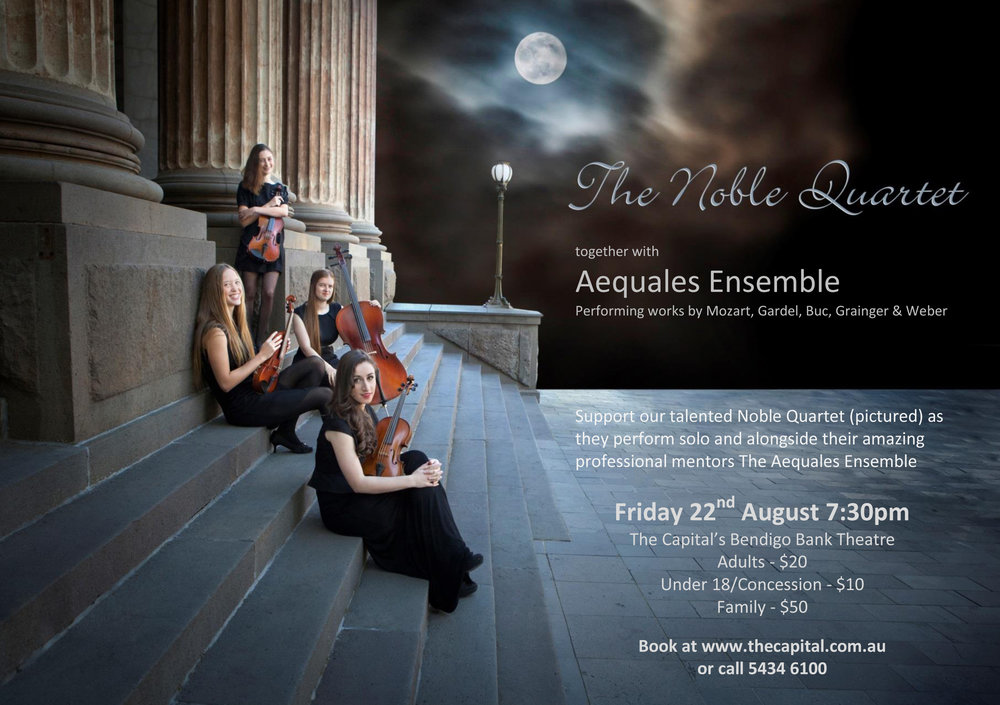 JNQP Aequales Ensemble Noble Quartet Bendigo Concert Flyer Friday Aug 22 2014.jpg