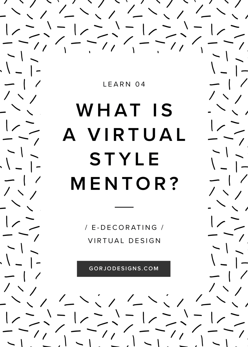 What is a virtual style mentor? | Gorjo Designs blog