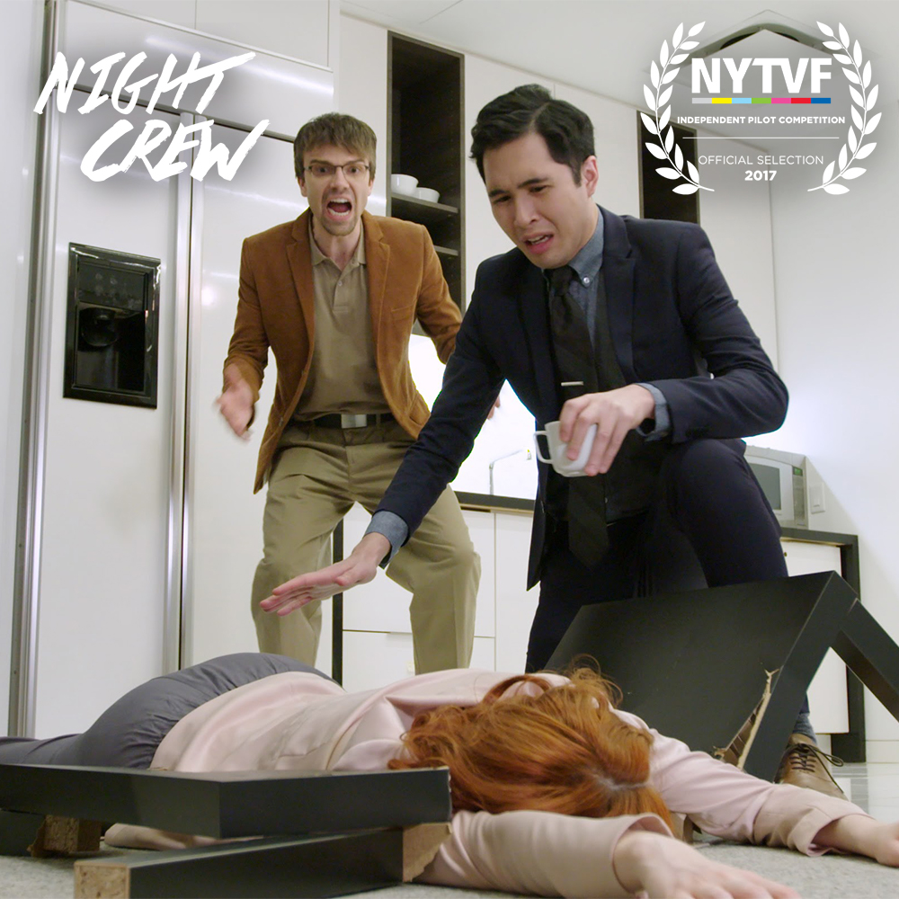 Night Crew -New York Television Festival 2017 Official Selection -Winner, Comedy Central Development Award -Co-written, starring