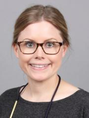 Dr Kate Hayward