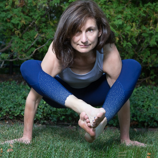 Welcome to Lightsource Yoga! - My name is Alison Faith and I am happy to share my passion and experience of yoga with you. I have been practicing yoga for over 18 years and it has changed my life profoundly and for the better. It is my goal to offer yoga's many benefits to all who are interested -- able-bodied participants as well as those who have injuries or chronic physical conditions. It is my privilege and joy to make yoga accessible, enjoyable and easy to understand for everyone.