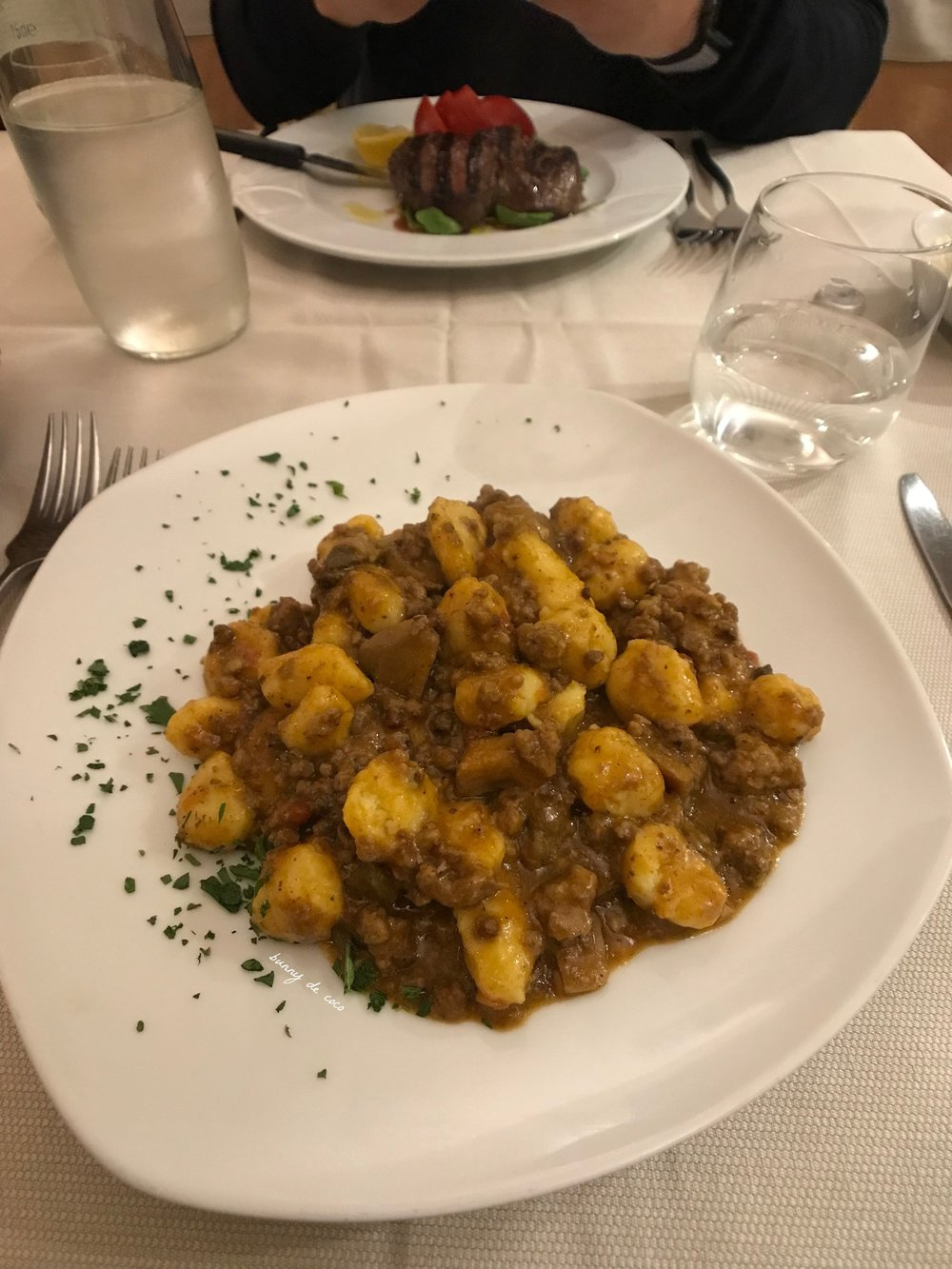 This is what the best gnocchi actually looks like.