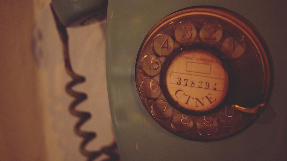 TELEFONE & INTERNET -