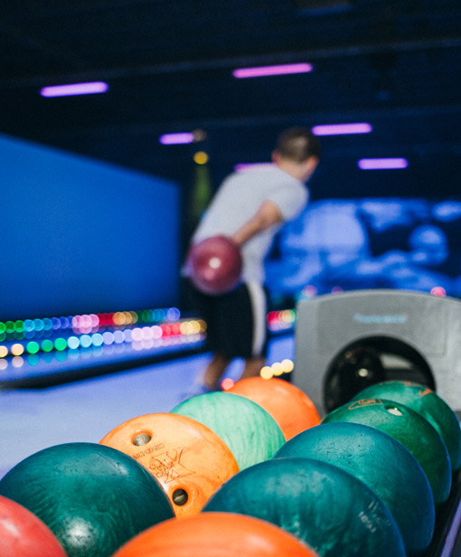 Bowling - Get your bowl onJust a few minutes away from the Future Quest campus and  FREE for conference participants, including shoe rental! Available during free time, located off-campus with access by our free shuttle service.