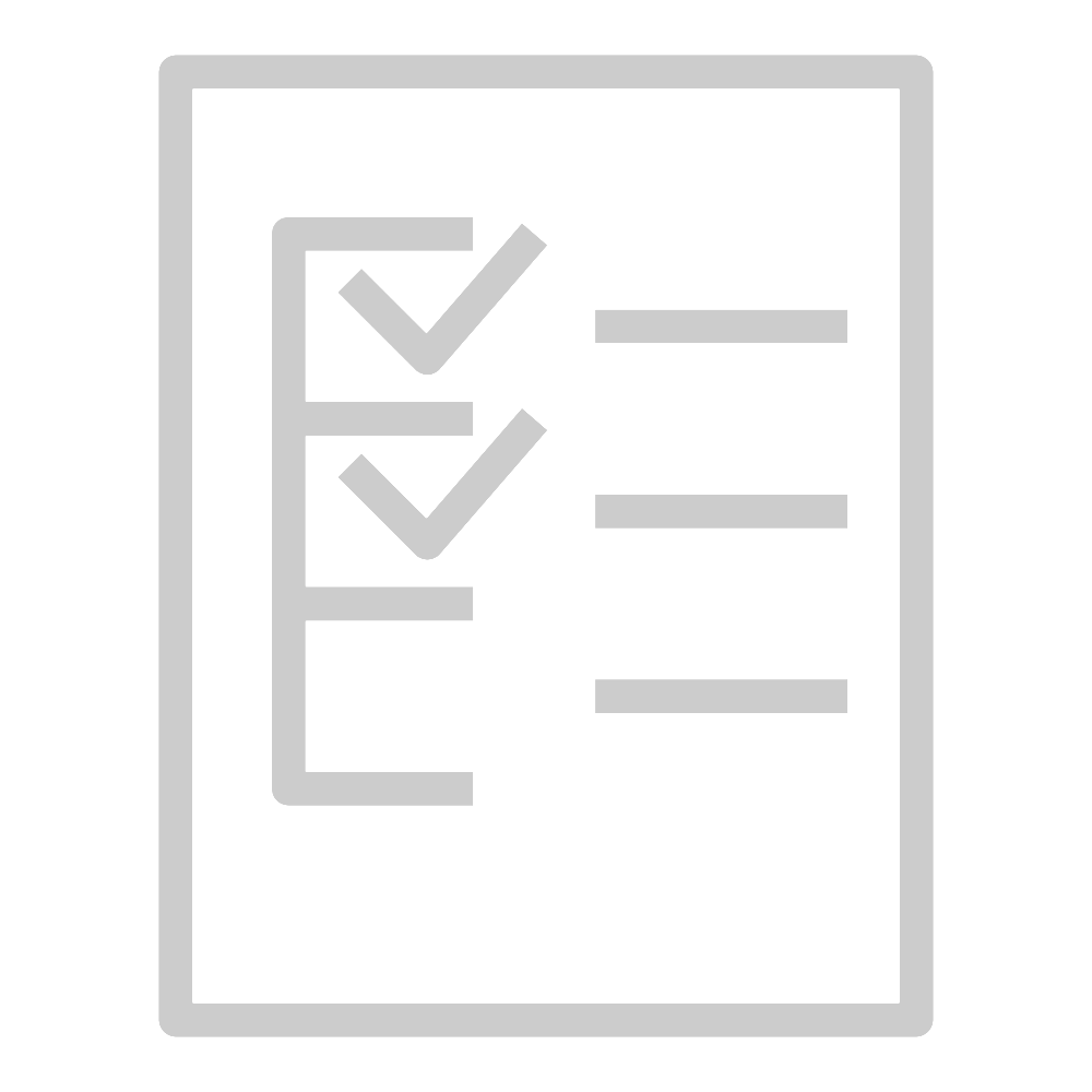 Publishing Options Checklist
