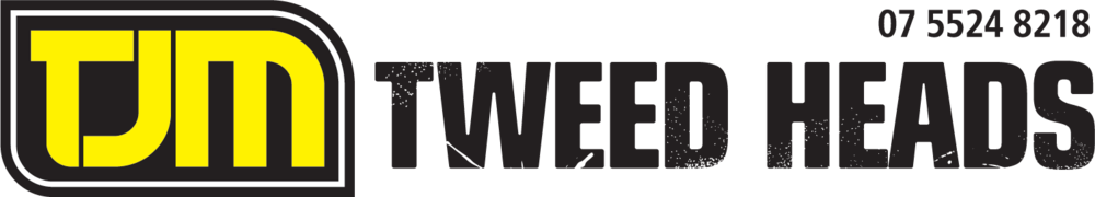 TJM tweed heads logo