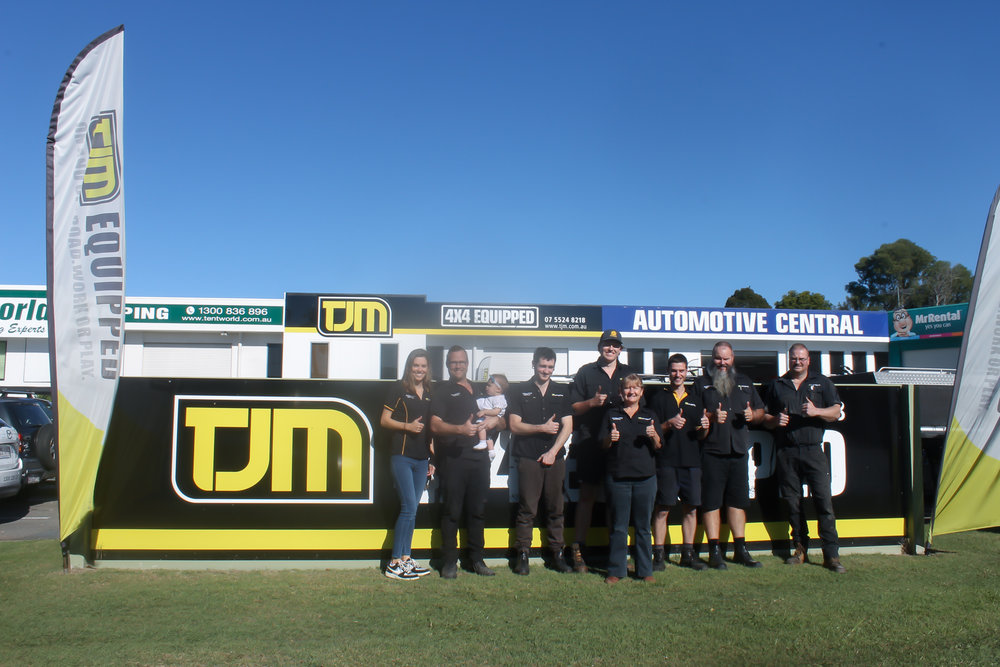 tjm tweed heads team