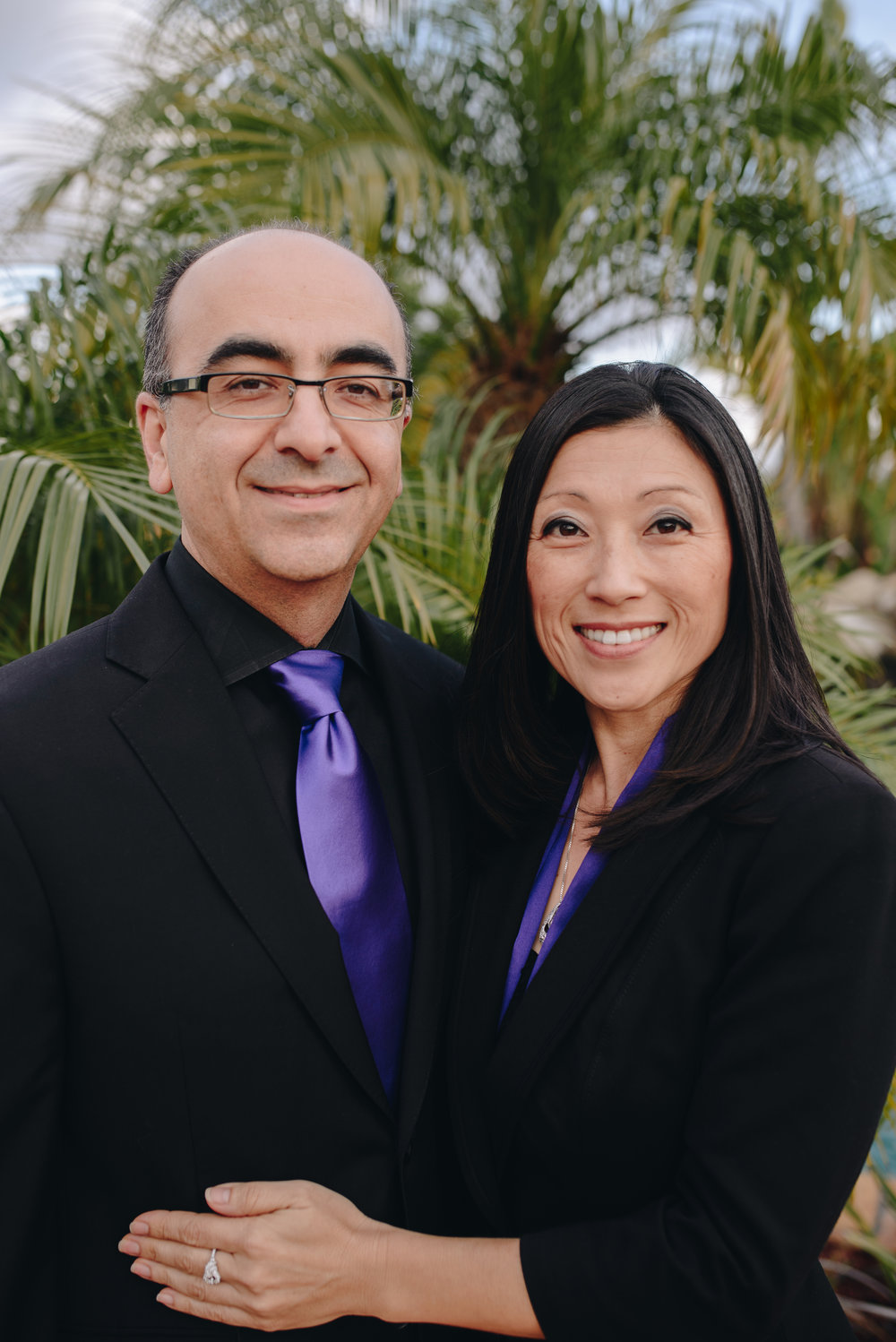 Dr. Patrick and Susan Javidan