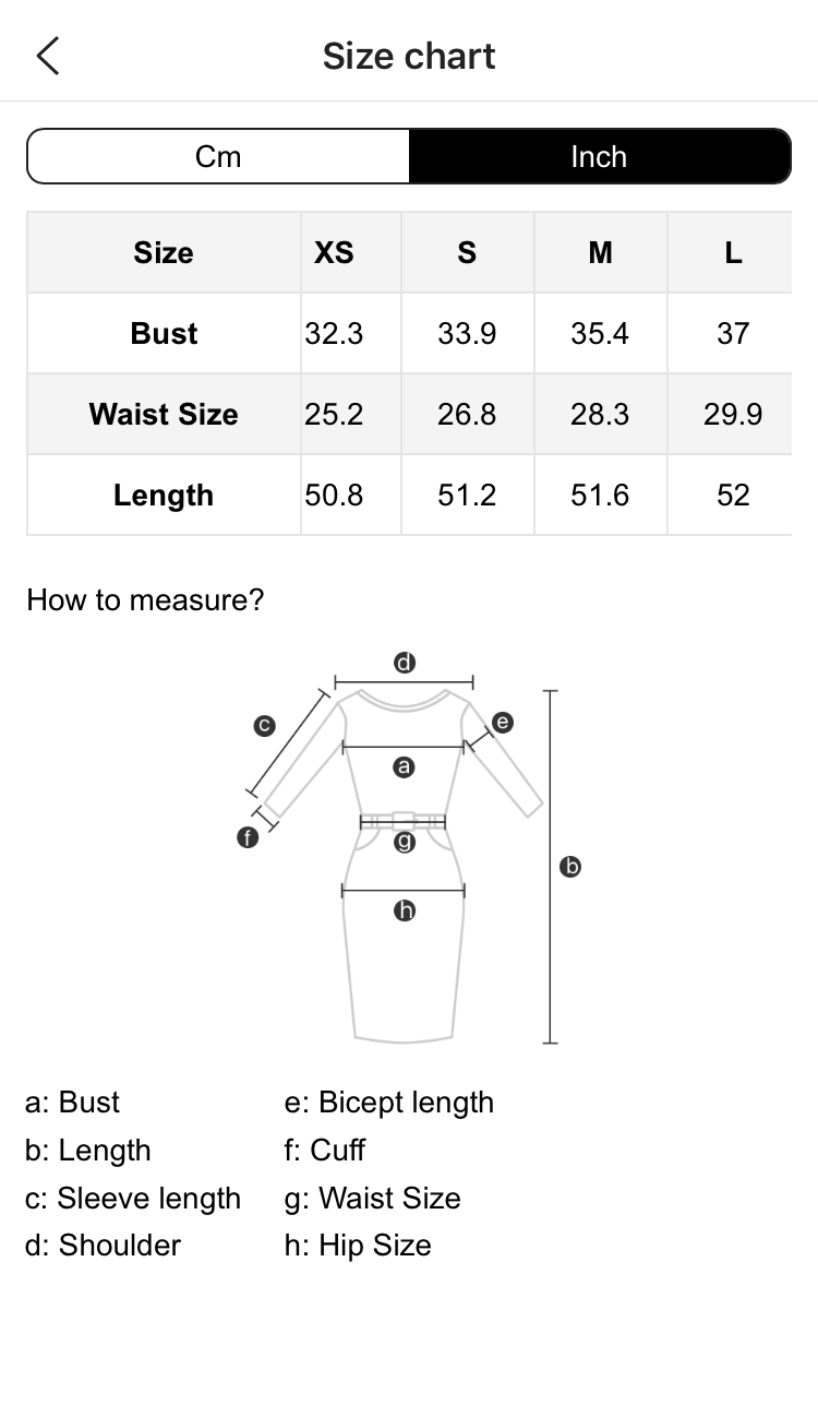 "Note Waist Size is 28.3"" for a Medium Unlike the image below that shows a Medium at 40.2"""