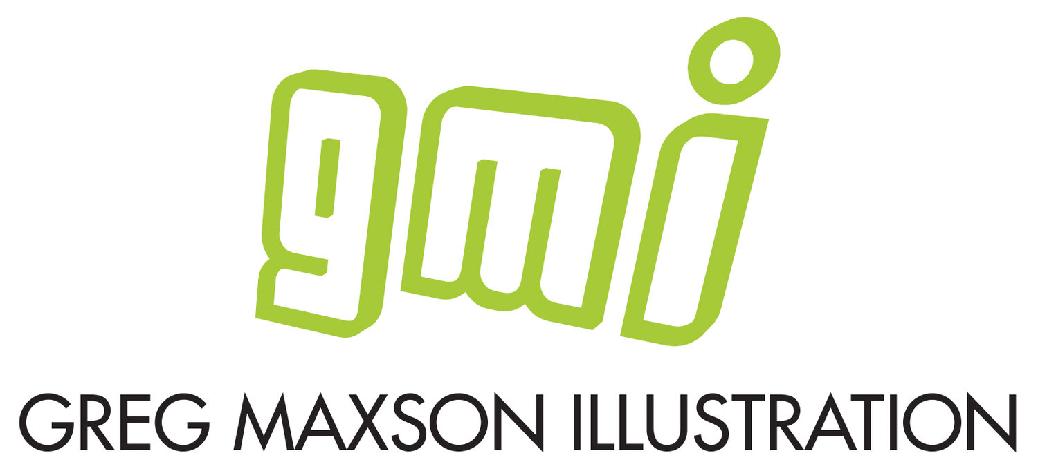 Greg Maxson Illustration