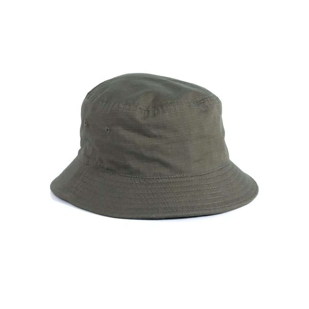 ed7ec7537d3 BUCKET HAT UNISEX - Bucket Hat. Reinforced brim with stitching detail