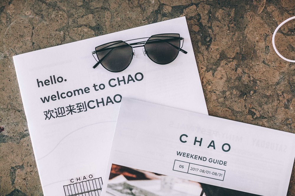 Better days are coming. They are called Saturday & Sunday | CHAO Weekend Guide