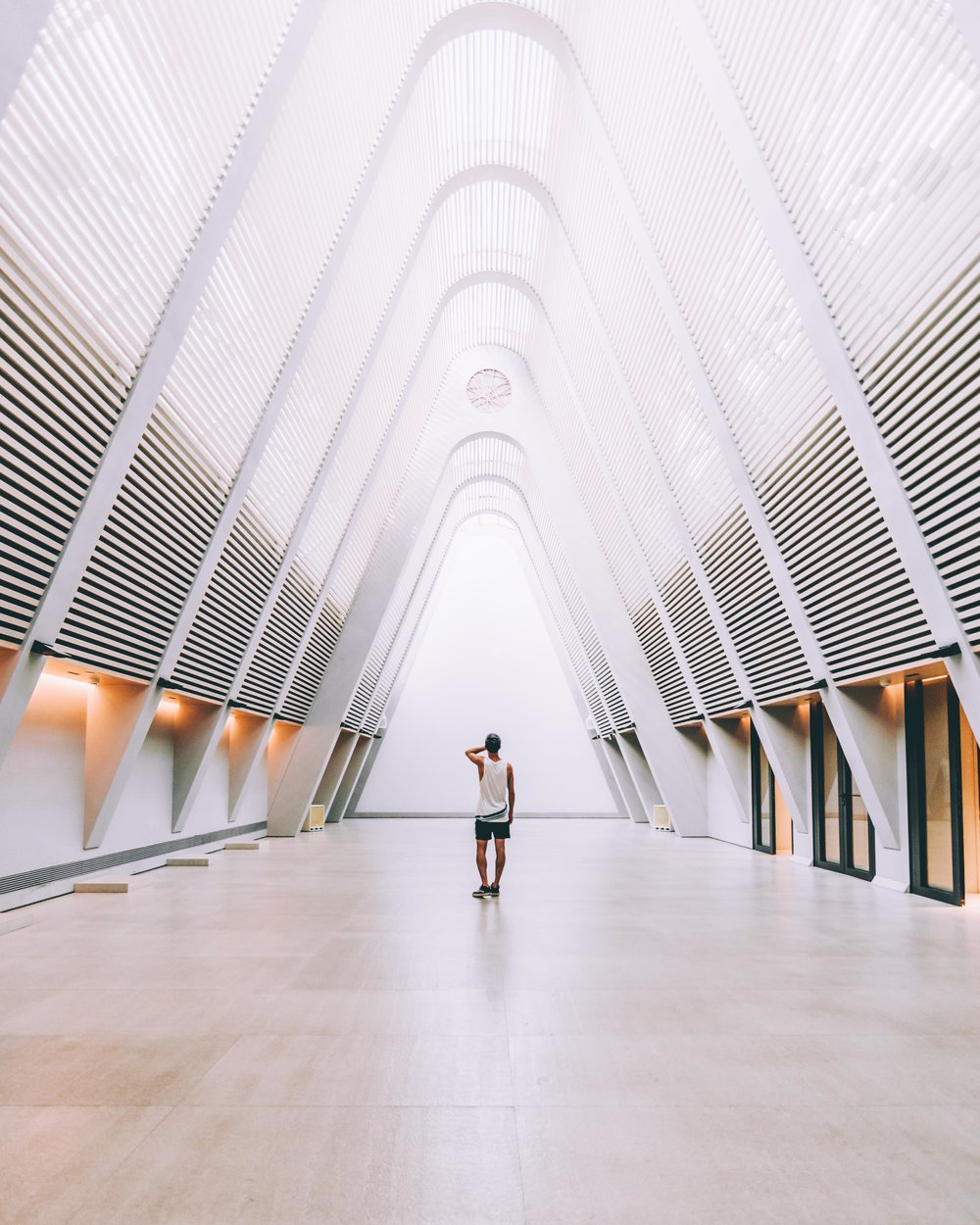 New places always help us look at life differently | The Glasshouse on Level 2   @thepeihan