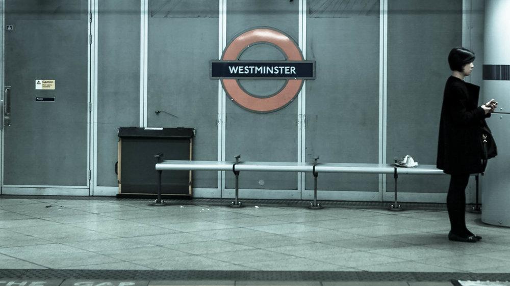 6 HOURS IN LONDON - THE U.K.