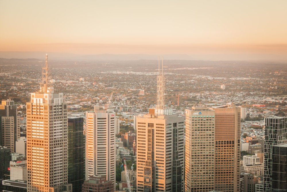 MELBOURNE, AU - THE CONNECTION WE MAKE WHEN WE TRAVEL >>