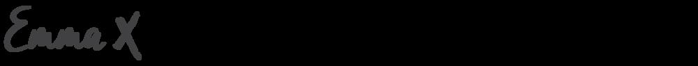 EmmaX-signature