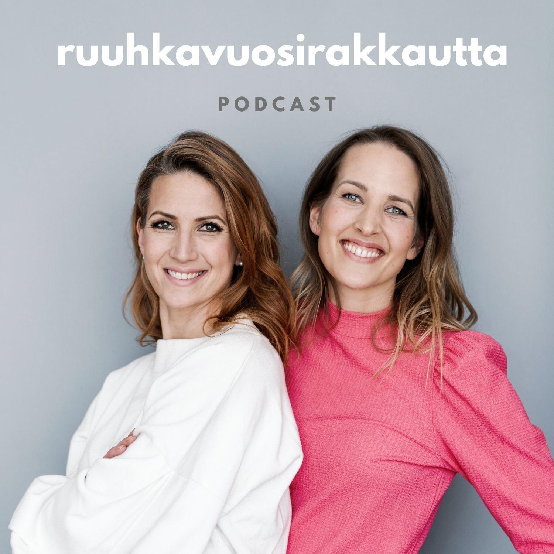 Katri Viippola: Aamupahoinvointia, parempaa työelämää ja suuria tunteita