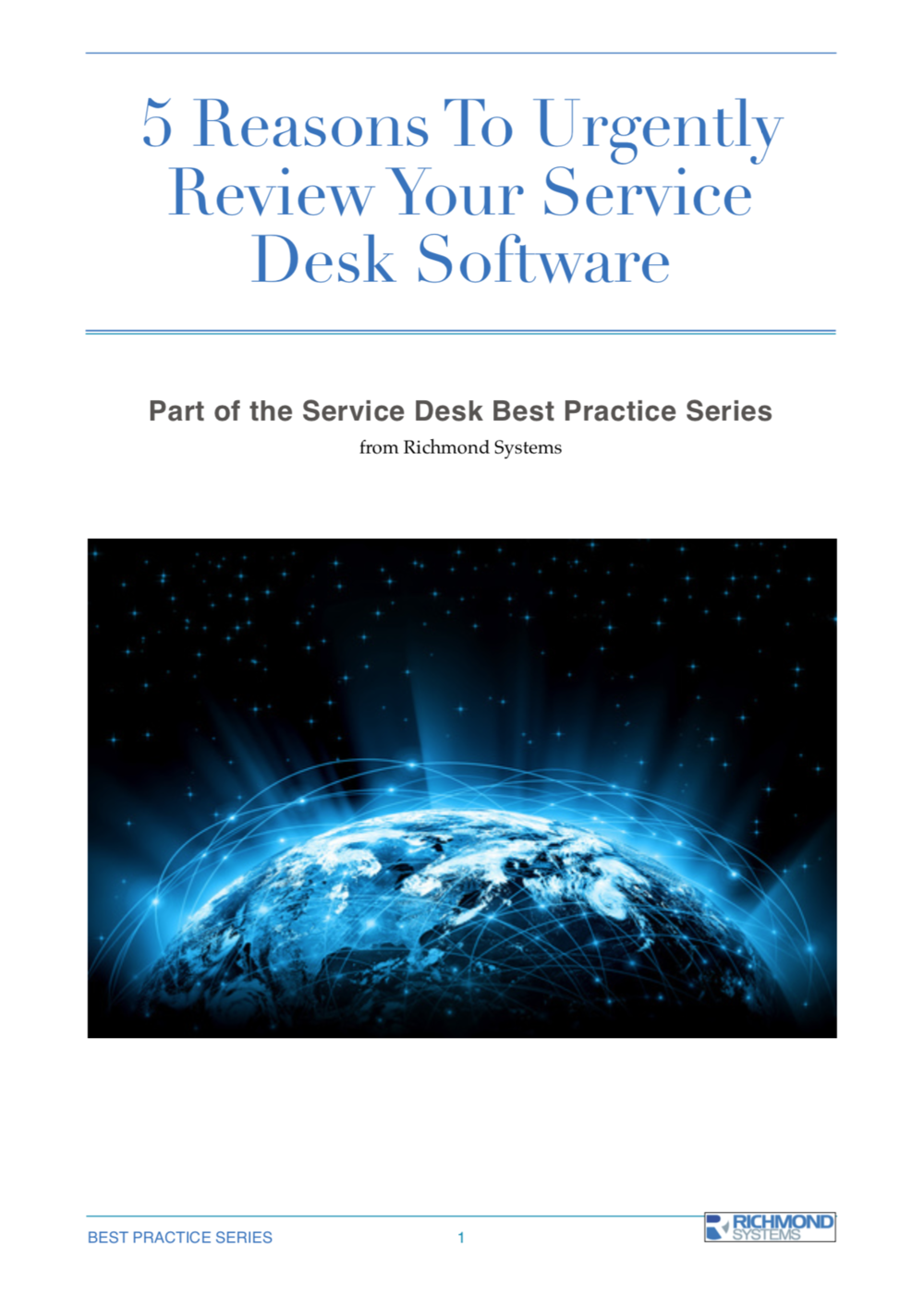 5 Reasons To Urgently Review Your Service Desk Software.png