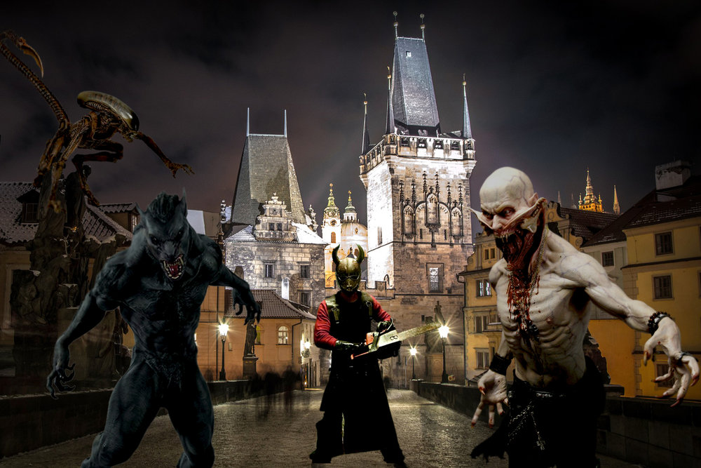 Boo 20 Hollywood Horror Movies That Were Filmed In Prague The