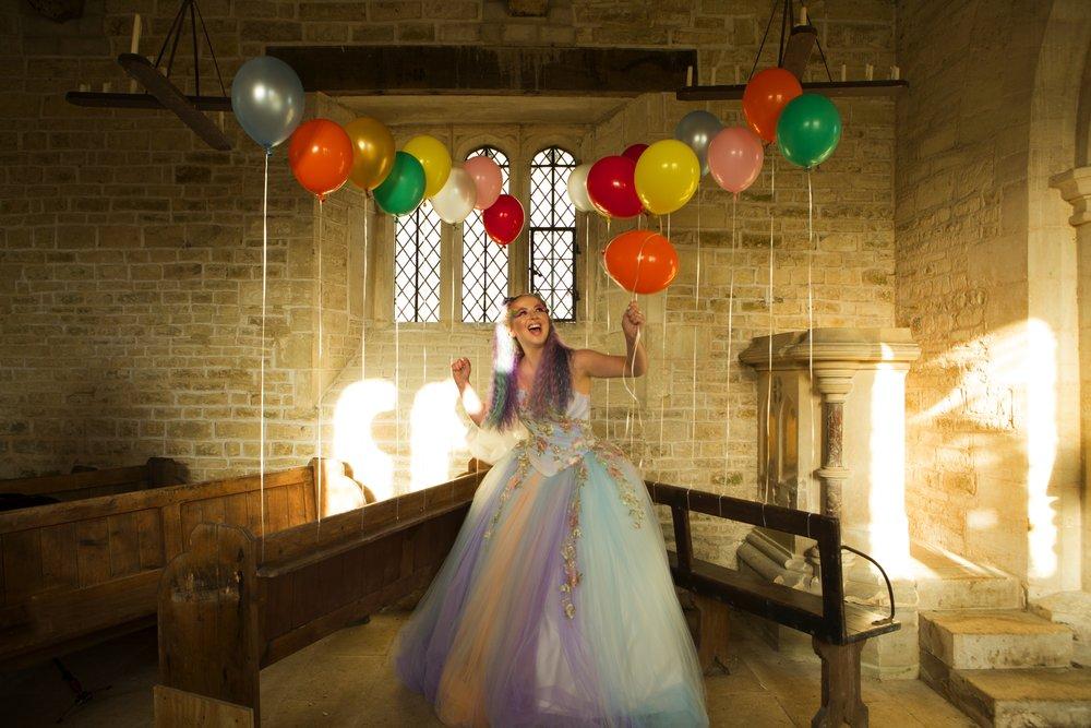 3. Balloons -
