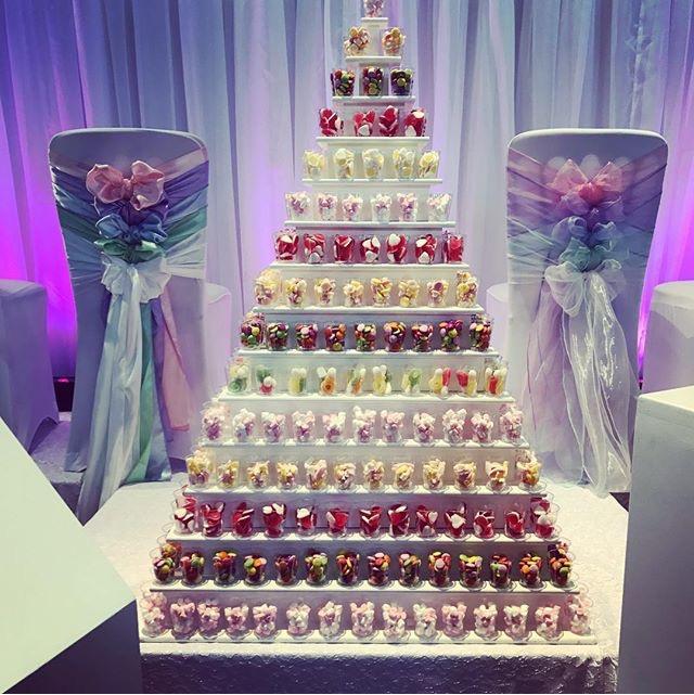 Wedding Sweet Tower Bedfordshire