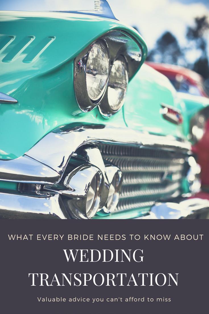 How to choose wedding transportation Cambridgeshire